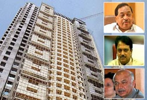 Adarsh Housing Society Scam