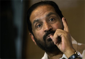 Kalmadi To Be Quizzed In Doping Scandal?